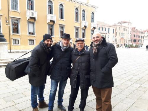 Con il M° Pippo Bodanza: Prima tromba del Teatro alla Scala