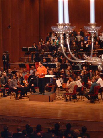 Prova con il M° Riccardo Muti